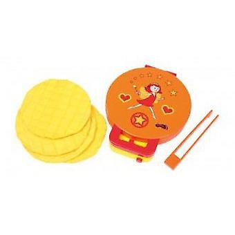 Legler vaffel maker leonie (babyer og børn, legetøj, Home og erhverv)