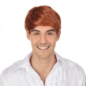 Bristol Novelty Mens 60s Short Wig