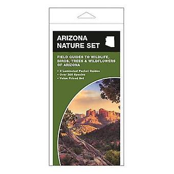Arizona Nature Set - Field Guides to Wildlife - Birds - Trees & Wi