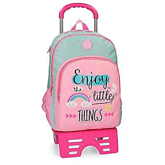 Roll Road Little Things Backpack 44.6000 cents 19.6000000000001 Pink 44526N1