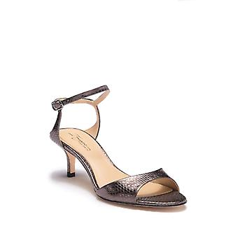 Imagine Vince Camuto Womens Kymberly Suede Open Toe Ankle Strap Mary Jane Pumps