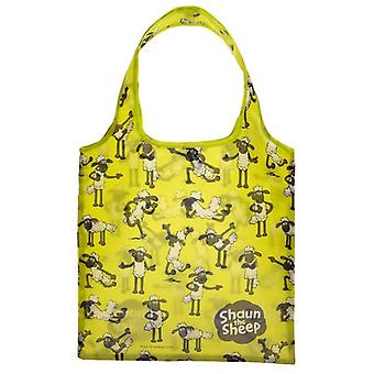 Foldable Bag - Aardman Shaun the Sheep