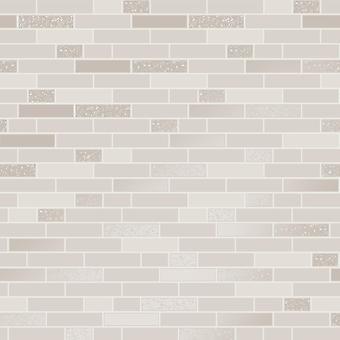 Ladrilhos em um rolo Oblong granito telha wallpaper Holden
