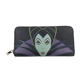 Disney Maleficent 2 patched zip rond portemonnee