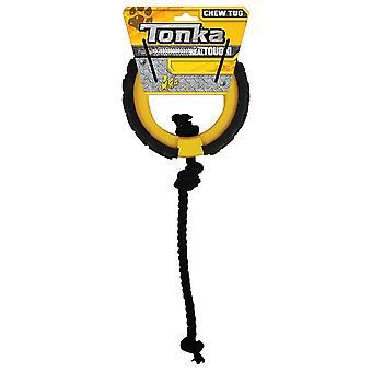 """Tonka Mega Tread Rope Tug - 6"""""""