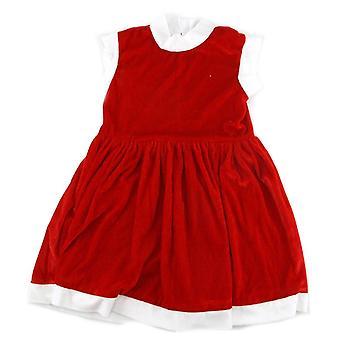 Santa Vestido Vermelho ringsize 7-8 anos