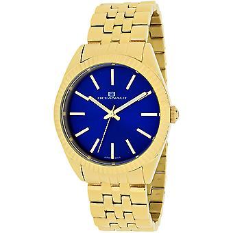 Oceanaut Women-apos;s Chique Blue Dial Watch - OC7411