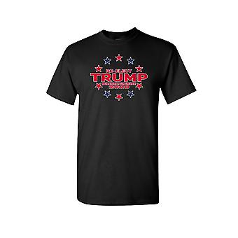 Unisex Trump Stars & Stripes Short Sleeve Shirt