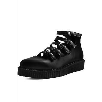 TUK Shoes TUKskin™ Multi Strap Pointed Creeper