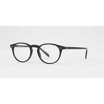 Oliver Peoples Riley-R OV5004 1005 Black Glasses