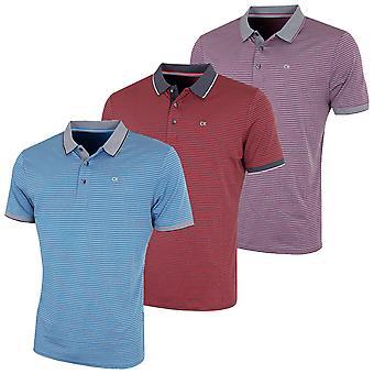 Calvin Klein Golf Herren Statisches PoloShirt