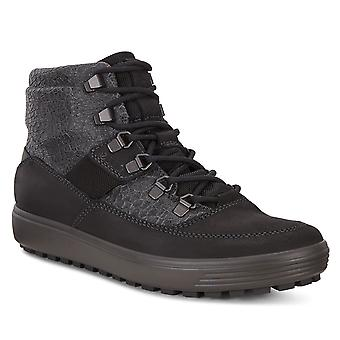Ecco Womens Soft 7 Tred Ankle Boot Water Repellent Leather Trainers