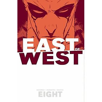 East of West Volume 8 by Jonathan Hickman