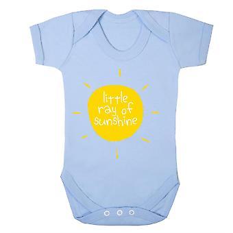 Petit rayon de babygrow de soleil