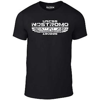 Män ' s u.s.c.s.s. Nostromo t-shirt
