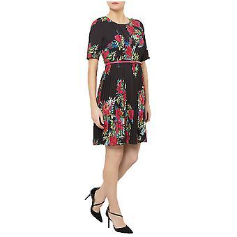 Darling Women ' s blommig Raquel pliserad klänning