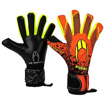 HO FIRST SUPERLIGHT NEGATIVE Goalkeeper Gloves Size