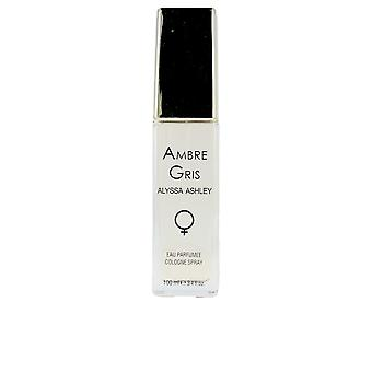 Alyssa Ashley Ambre Gris Edc Parfumée Spray 100 Ml Für Frauen