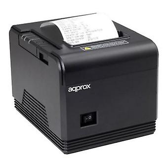 Ticket Printer approx! appPOS80AM3 USB/Ethernet zwart