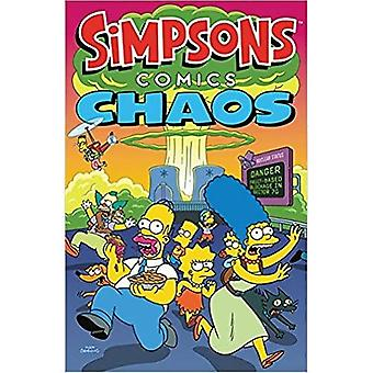 Simpsons Comics-kaos