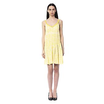 Women's Yellow Byblos Dress