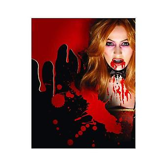 Smiffys Make-Up FX, Vampir Blut Erwachsene rot