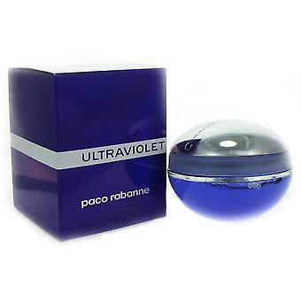 Ultraviolet vrouwen door paco rabanne 2.7 oz eau de toilette spray