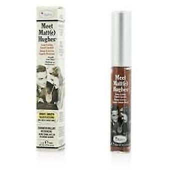 theBalm Meet Matt(e) Hughes Long Lasting Liquid Lipstick 7.4ml - Vertrauenswürdig