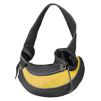 Small Transport Bag for Pets - Yellow