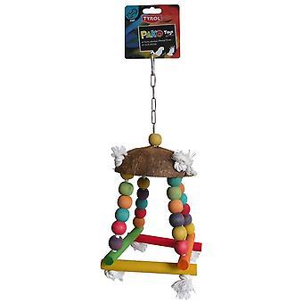 Tyrol Coco Boule Toy Pako Sport (Birds , Toys)