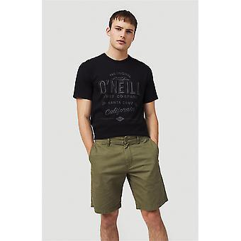 O'Neill Men's T-Shirt - Muir schwarz
