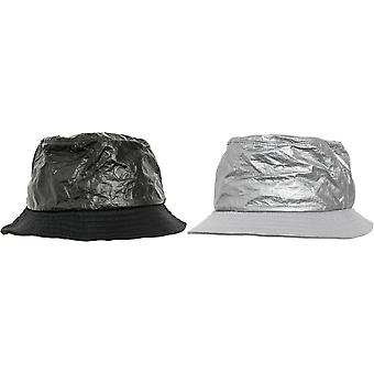 Flexfit By Yupoong Crinkled Paper Bucket Hat