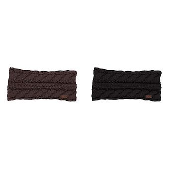 HyFASHION Adults Valmorel Knitted Headband