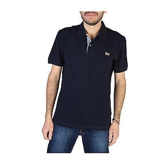 Napapijri - Tøj - Polo - TALY3_NP0A4EGD1761 - Mænd - marineblå - S