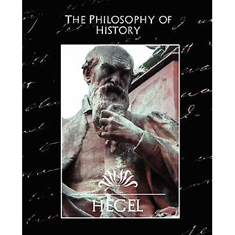 The Philosophy of History New Edition par Hegel