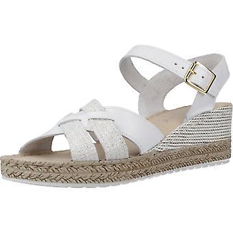 Pitillos Sandals 93843 White