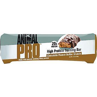 Universal Nutrition Animal Pro Bar - 12 barras - Chocolate Peanut Butter Crunch