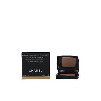 Chanel Poudre Universelle Compacte #30-naturel 15 Gr For kvinder
