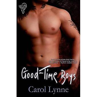 GoodTime Boys by Lynne & Carol