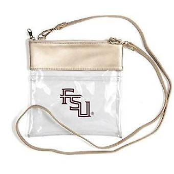 Florida State Seminoles NCAA Clear Gameday Crossbody Purse