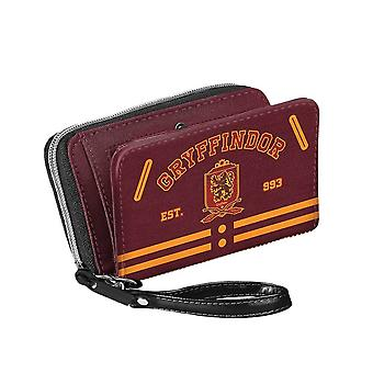 Harry Potter Gryffindor Varsity Clutch Purse