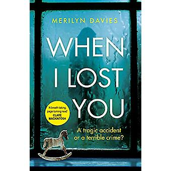 When I Lost You - Searing police drama that will have you hooked by Me