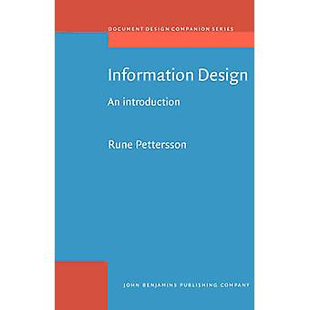 Information Design - An Introduction by Rune Petterson - 9789027232038