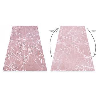 Tæppe akryl USKUP Constellation 9487/2371 pink