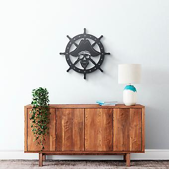 Metal Wall Art - Pirate