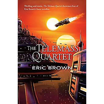 The The Telemass Quartet by Eric Brown - 9781786364494 Book