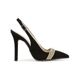 Made in Italia-kengät-Sandal-LA NOTTE_NERO-naiset--musta, kulta-39