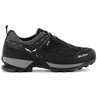 Salewa Mountain MS MTN Trainer GTX - Gore Tex - Men's Hiking Shoes Black 63467-0982 Sneakers Sports Shoes