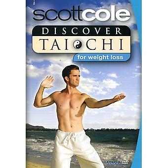 Scott Cole - Discover Tai Chi for Weight Loss [DVD] USA import