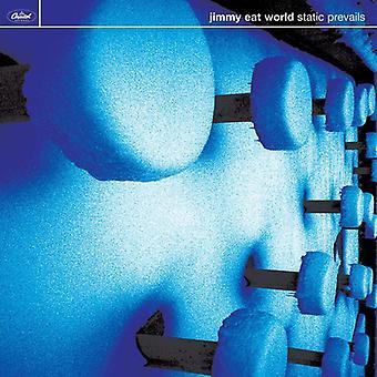Jimmy Eat World - Static Prevails (2LP [Vinyl] USA import